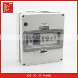 Chinese Factory LC supply FSCBN series outdoor electrical distribution box IP66 4 pole with links surface mount
