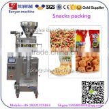 Hot Sale Automatic Snack Food/cereals/popcorn/Puffed rice packing machine prices                                                                                                         Supplier's Choice