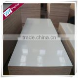 1220X2440mm high density fiberboard HPL Plywood to USA