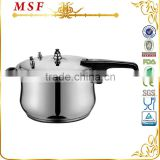 Professional non electric pressure cooker parts kitchenware brand importers with silicone rubber seal ring MSF-3782