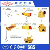 Vertical Shaft Impact Fine Crusher Stone Crusher Plant