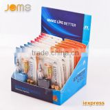 2014 Wholesale 80PCS/Lot jomo Elctronic Cigarette Express 2 Kits battery body++CE4 Atomizers +3PCS 3A Battery Via DHL USA stock