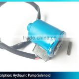 Inquiry about Hydraulic Spare Parts AP2D36 Pump Solenoid Valve For Uchida Pump