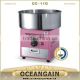 CC-11G table top gas candy floss machine