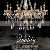 Modern Lighting Chandelier Top Crystals Prisms Pendant Light Glass Chandeliers Hanging Lamp CZ3011/8