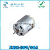 Powerful high torque 12v dc motor 6000RPM mini brush dc motor small 12v micro dc electric motor