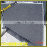 China factory produce natural stone granite black cheapest big size large driveway tiles
