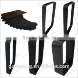 luggage accessories/spare part/frame/plastic sheet/pvc honeycomb board for suitcase