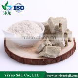White Bulk Clay Powder Bentonite For Oil Well Drilling