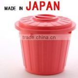 Reliable Japanese and Easy to use Japanese plastic trash can SANTALE at reasonable prices , OEM available