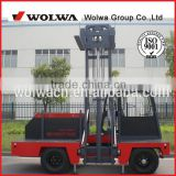 low price 3 tons diesel side load fork lift