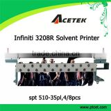 3.2m digital solvent printing machine canvas printers for sale solvent printer