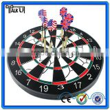 Novelty paper dart board/family dart board game/dart games