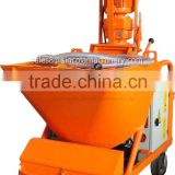 High Efficiency Dry Ready Mix Cement Gypsum Spray Plaster Machine