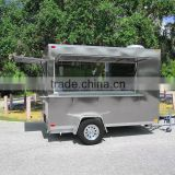 2015 hot sales best quality fruit foodcart for sale steamed corn foodcart refrigerated cart
