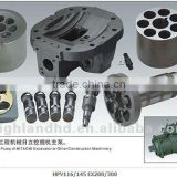 HPV116 spares of Hydraulic pump