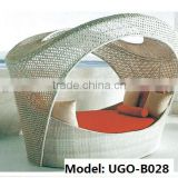 Sex lounge chair antique canopy bed round rattan daybed