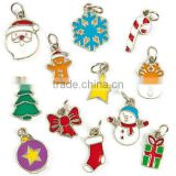 Lovely shiny attractive cut out brass or stainless steel badges home decorations metal christmas ornaments