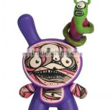 Hot New products Customized kidrobot Dunny Urban vinyl toys China factory