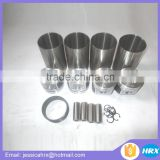 excavator parts for Kubota V2403 engine cylinder liner kits 1G796