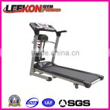 electric home use treadmill with massager Multi function Intelligent music running machine