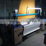 Heavy duty and high speed dougle nozzle air jet loom with jacquard/air jet loom with electronic jacquard