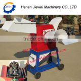High quality small chaff cutter/hay cutter/straw crusher for sale
