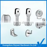 KOYUET Hot WC Partitions Parts New Free Sample Bathroom Hardware Toilet Cubicle Accessories