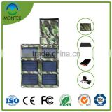 Customized design solar panel cleaning system