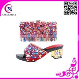 dress shoes and matching bags with shoes and matching bags with stones CSB 601 for fashion italian party shoes and bags