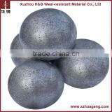 High Impact Value Casting steel cement mill grinding Ball