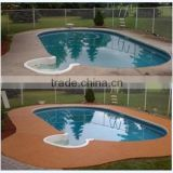 Outdoor Swimming Pool Cover EPDM Rubber Flooring Price (FL-A-81602)