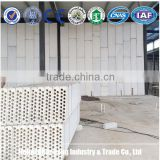 Prefabricated interior movable sound proof partition wall