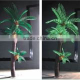 (Zhongzhen) decorative led coconut palm tree light
