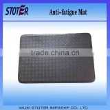 black color anti-fatigue mat/good quality mat/customized mat
