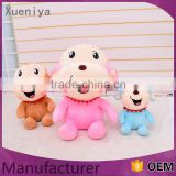 2016 hot sale oem wholesale multifunctional talking and walking and talking monkey plush toy