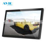 13.3 inch digital photo frame Indoor using Eco solvent blank digital painting canvas for open lcd monitor signae