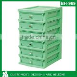 DIY Plastic Storage Cabinet, Small Plastic Storage Cabinet, Living Room Plastic Drawer Cabinet Storage