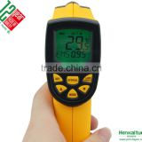 Temperature Sensor High Precise Infrared Thermometer AR852B+ Gun Type Non-contact Infrared Thermometer