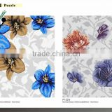 MB Interior Wall Decor Art Glass Mosaic Tile Flower Mosaic Tile Beautiful Mosaic Patterns