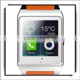 "InWatch Z 1.63"" Android 4.2 MTK6572 Dual Core 1.3GHz Bone Conduction Speaker Watch Mobile Phone 1GB Ram Orange"