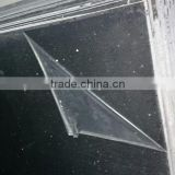 wholesale black galaxy quartz stone slabs 3cm premium quality