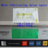LUBRICATING DELAY AGENT sex product