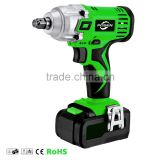 Professional 18V battery electric Cordless impact torque wrench