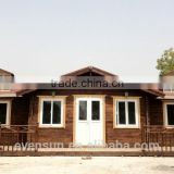 2014 new designer cheap living wooden garden house from poland