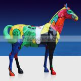INquiry about resin outdoor animal statues lifesize fiberglass horse