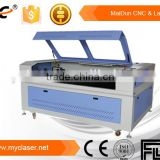 MC1610 Factory supply Best price 100w CO2 double or four laser tubes wood Laser Cutting Machine