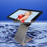 47 Inch interactive intel cpu infrared kiosk touch screen ordering system