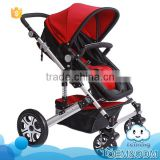 Most popular products stylish design european style foam wheels high landscap good baby stroller pram 3-in-1