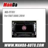 Manda car autoradio gps for Fiat Abarth 500L 2014 in-dash head unit touch screen dvd gps usb auto parts
